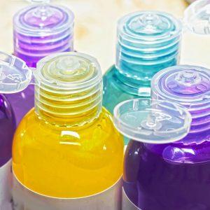 Flacon et bouchon - Emballage cosmétique